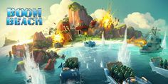 Boom Beach Cheats Android and iOS Hack Apk Ipa Download