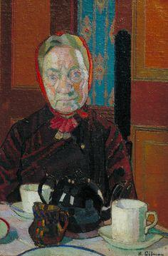 Harold Gilman 1876–1919 | Tate