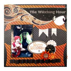 Introducing the Black Widow Collection from We R Memory Keepers - Scrapbook.com