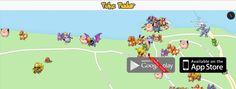 Mappa e Applicazione per trovare i Pokemon: se ti stai chiedendo come fare qui…
