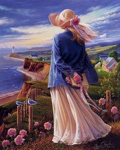 Rosanne Pomerleau art