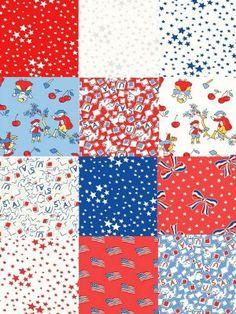 Storybook Americana Fabric Bundle