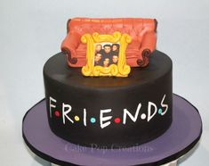 Image result for friends themed cake