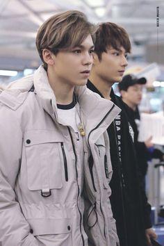 Seventeen Vernon, and Jun