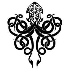 Kraken vinyl decal by RaysVinyls on Etsy