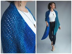Sep 2019 - Sometimes the simplest things in life are the best. Free Knit Shawl Patterns, Knit Wrap Pattern, Cardigan Pattern, Stitch Patterns, Crochet Shawls And Wraps, Knitted Shawls, Baby Clothes Patterns, Clothing Patterns, Sewing Patterns