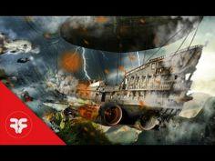 Airship Pirate - Speed Art #Photoshop CC  http://www.renatojfreitas.com/portfolio/airship-pirate-speed-art-photoshop-cc/