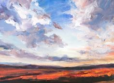 Nature Art - Landscape Paintings from Contemporary Artists ...
