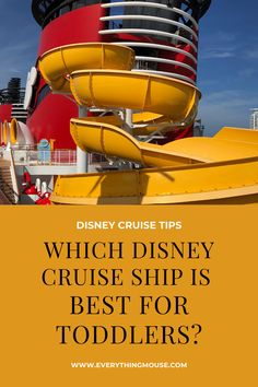 Disney Cruise Tips for sailing with Toddlers. A Disney Cruise is an amazing experience for al the family, but if you are sailing on a cruise with toddlers there are some things you need to know. Learn which of the Disney Cruise ships the Fantasy, Dream, Wonder, Magic or Wish is the best with a toddler or baby. Best Disney Cruise Ship, Disney Cruise Alaska, Disney Wonder Cruise, Disney Fantasy Cruise, Disney Ships, Cruise Specials, Bahamas Cruise, Alaskan Cruise, Royal Caribbean Cruise