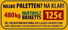 Brennholz Hannover, Kaminholz und Holzbriketts in Hannover vom Kaminholzhandel M. Riedel