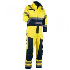 "Arbeitsoverall ""6378"" Multinorm - BLAKLÄDER® #Blåkläder #multinormoverall #arbeitsoverall #multinorm"