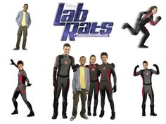 Lab Rats the awesome show everybody has to watch it