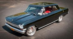 William Kilpatrick, 1963 Chevrolet Nova II, 2014 Northeast Collector Car Finalists | Hotrodhotline.com