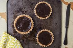 BBC - Food - Recipes : Vegan prune and ginger tart with almond pastry Easy Tart Recipes, Crab Recipes, Hemsley And Hemsley, Almond Pastry, Mini Tart, Vegan Christmas, Christmas Recipes, Prune, Ground Almonds