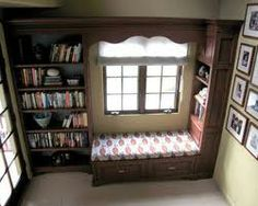 The Active Scrawler: Making a cosy reading nook for yourself