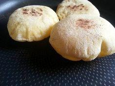 Le Pain Pita ou batbout marocain à la farine de maïs et Sans Gluten - YouTube