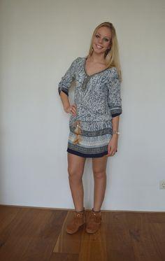 Tuniek ibizastyle #fashion #tuniek #ibizastyle #ibiza #summer. Kijk snel op www.hipmoments.nl
