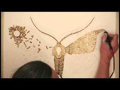 Scott Marr moth time lapse - http://www.scottmarr.com.au/; incredible! (:51)