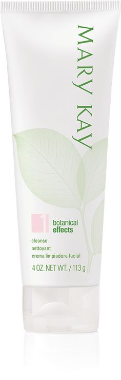 Purely natural nutrients like Flaxseed and Sea Kelp make up the Botanical Effects #Cleanser for normal/dry skin. Find your balance. #MaryKay http://wu.to/avR6YP