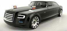 Автомобильный журнал онлайн на «Авторамблере» - Назначены сроки сдачи автомобилей проекта «Кортеж»