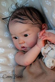 Liling Reborn Vinyl Doll Kit by Ping Lau - Limited Edition Bb Reborn, Reborn Doll Kits, Reborn Toddler Dolls, Reborn Babies, Reborn Dolls For Sale, Beautiful Babies, Beautiful Dolls, Porcelain Dolls For Sale, Baby Doll Nursery