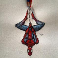 Spiderman   Beautiful Sketches