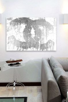 Hey Lolita Silver Canvas Art