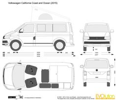Volkswagen California Coast and Ocean