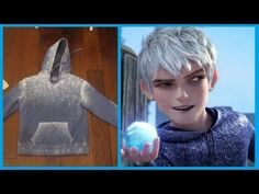 Cosplay Tutorial: How to Make Jack Frost's Hoodie