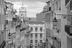 Chiado #Lisboa #Portugal ©Luis Novo