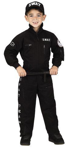 SWAT Costume - Kids Costumes