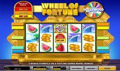 Wheel of Fortune on valtava kolikkopeli verkossa joka sopii jokaisille pelajalle! Tämän pelin kehittäja on IGT. Valitse yksi näistä painikkeista, panostaa niinkin vähän, kuin 1 tai jopa 7 opintopistettä per rivi. Pelaa ja voiitta netissä!