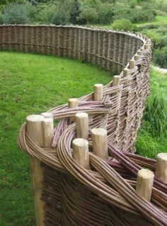 1000 images about gjerder skjerming levegg on pinterest for Idee gartenzaun