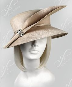 Medium Brim Church Hats