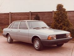 Talbot Solara, our second new car - a good safe family motor that rotted from the inside out