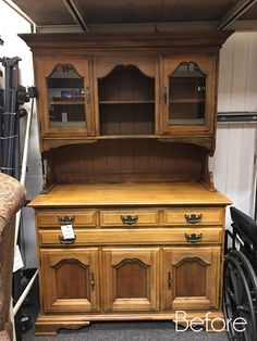 Thrift Store Hutch Makeover   Confessions of a Serial Do-it-Yourselfer