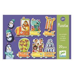 Duo Puzzle I count von Djeco, 8,70 €