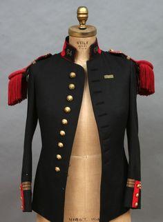 19th Century French Military Uniform