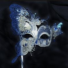 A Beautiful mask originally shown to me by Troy Hodges (tattoo artist) that I'm now in love with because it reminds me of a mix of faeries and the labyrinth (movie).