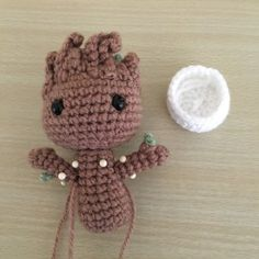 Groot » 53stitches » Free Amigurumi and Crochet Patterns and Tutorials