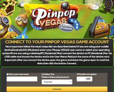 Pinpop VEGAS Hack Cheat Online