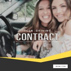 Before your children get behind the wheel, have them sign iMOM's Teenage Driving Contract. A teen driving contract can make your kids safer on the road. Teenage Behaviour, Praying For Your Family, Driving Teen, Man Humor, Videos Funny, Games For Kids, Challenges, Children, Photography Aesthetic