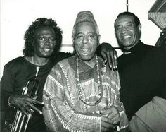 Miles, Dizzy and Max
