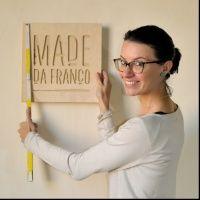 Made da Franco è una cooperativa fondata a Prato da tre ragazze e nasce per valorizzare e promuovere l'#artigianato quale valore culturale e creativo. Ascolta la nostra intervista!