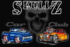 Skullz car club