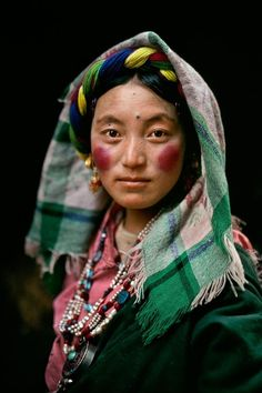 travelplusstyle:  Tibet | Steve McCurry Follow Our The Iconic Photographers board on Pinterest