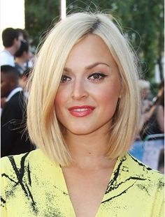 Try a short angular cut for summer -- looks good and feel light .