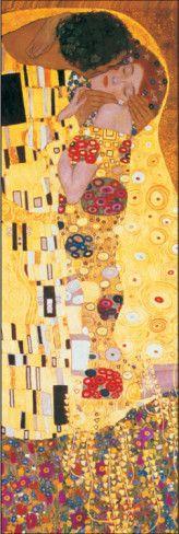 The Kiss (Der Kuss), detail Prints by Gustav Klimt at AllPosters.com