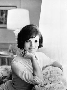 Jackie Kennedy was such a style icon that her name became a code word for a complete lifestyle. Having great manners?