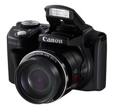Tech Review Tips | Canon Power Shot SX500 IS:
